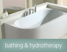 Bathing and hydrotherarp